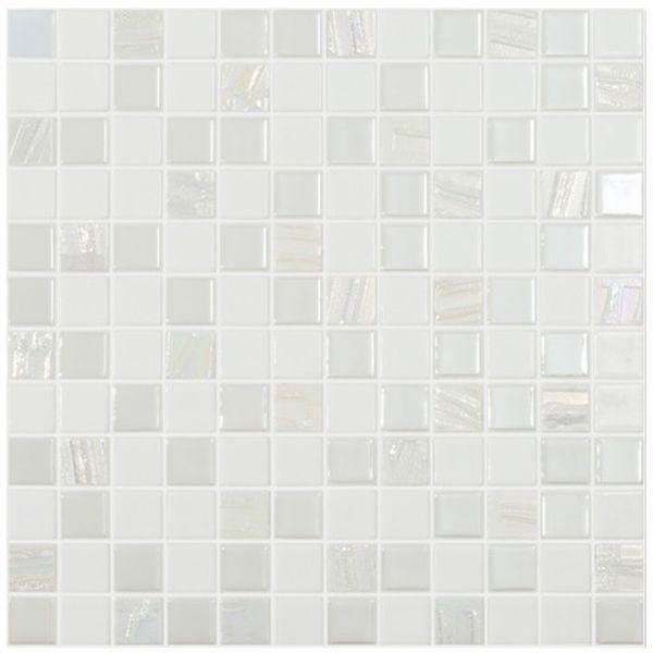 Стеклянная мозаика Vidrepur Astra White Белый 31,7х31,7 см стеклянная мозаика vidrepur hex woods 4700 30 7х31 7 см