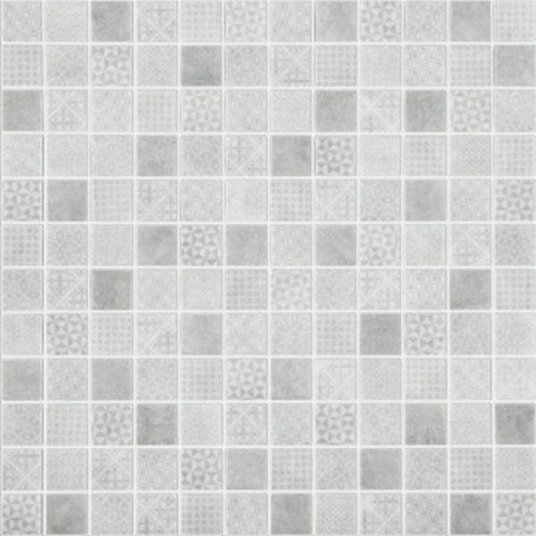 Стеклянная мозаика Vidrepur Born Grey Серый 31,7х31,7 см стеклянная мозаика vidrepur fire glass 107 31 7х31 7 см