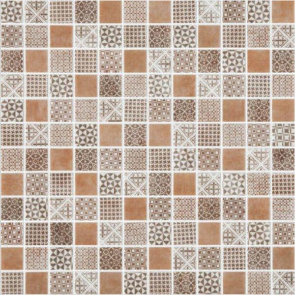 Стеклянная мозаика Vidrepur Born Brown Коричневый 31,7х31,7 см стеклянная мозаика vidrepur hex woods 4700 30 7х31 7 см