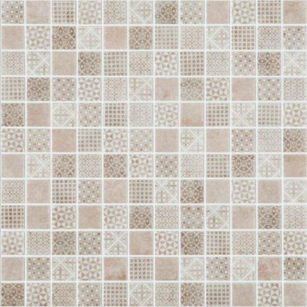 Стеклянная мозаика Vidrepur Born Beige Бежевый 31,7х31,7 см стеклянная мозаика vidrepur hex woods 4700 30 7х31 7 см