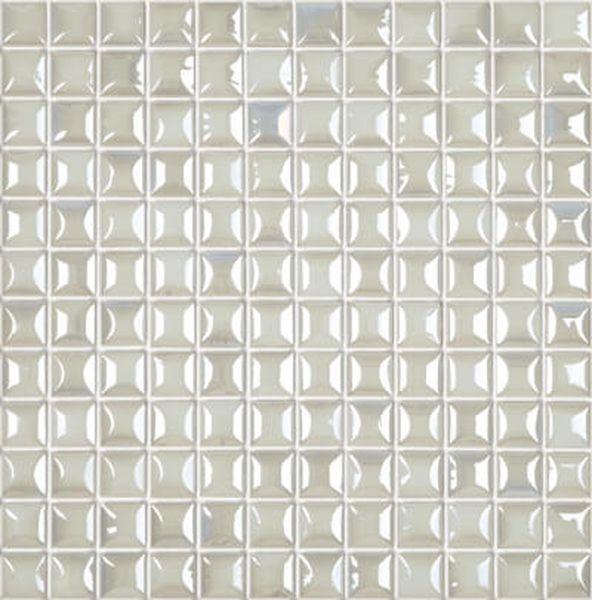 Стеклянная мозаика Vidrepur Edna White Белый 31,7х31,7 см стеклянная мозаика vidrepur edna black черный 31 7х31 7 см