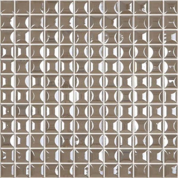Стеклянная мозаика Vidrepur Edna Coffee Коричневый 31,7х31,7 см стеклянная мозаика vidrepur edna black черный 31 7х31 7 см