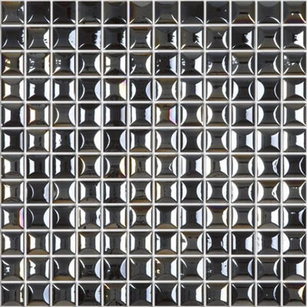 Стеклянная мозаика Vidrepur Edna Black Черный 31,7х31,7 см стеклянная мозаика vidrepur edna black черный 31 7х31 7 см