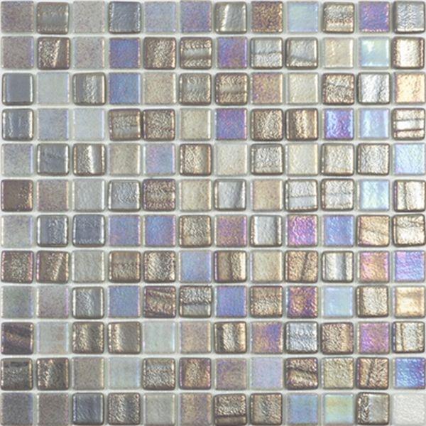 Стеклянная мозаика Vidrepur Fusion Grey 31,7х31,7 см стеклянная мозаика vidrepur born grey серый 31 7х31 7 см