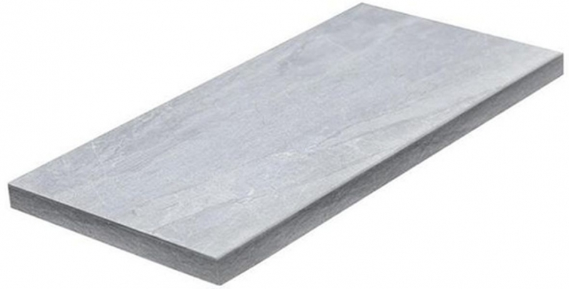 Ступень угловая Dvomo Adrenaline Silver левая 33х67,5 см ступень угловая dvomo adrenaline silver правая 33х67 5 см