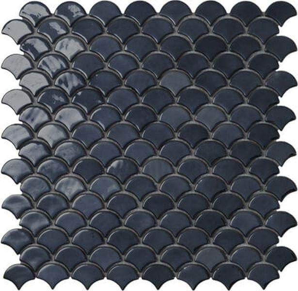 Стеклянная мозаика Vidrepur Soul №6005 Черный 30,7х31,7 см рюкзак otranto black rubino 6005 черный