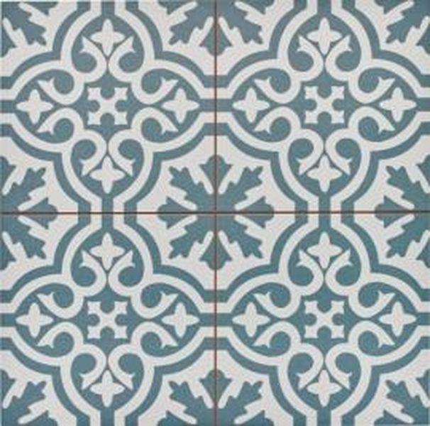 Керамогранит Dvomo Timeless Berkeley Slate Blue 45х45 см