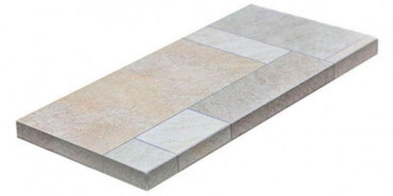 Ступень угловая Dvomo Gredos левая 33х67,5 см ступень угловая dvomo tera правая 33х67 5 см