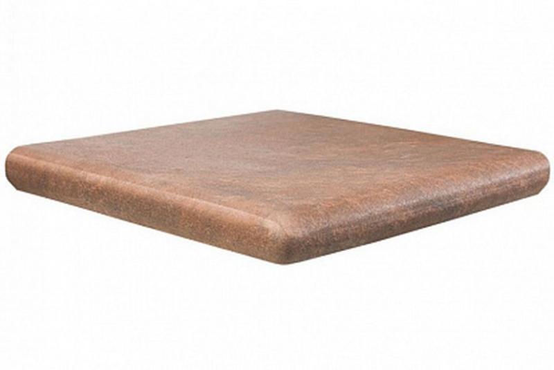 Ступень угловая Exagres Manhattan Cartabon Red 33,5х33,5 см ступень угловая exagres manhattan cartabon red 33 5х33 5 см