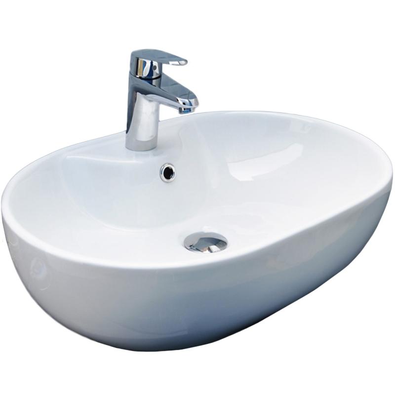 Раковина-чаша CeramaLux 59 9163 Белая