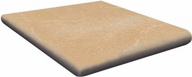 Ступень угловая Exagres Stone Cartabon Ocre 33х33 см керамогранит exagres stone gris flor 33х33 см