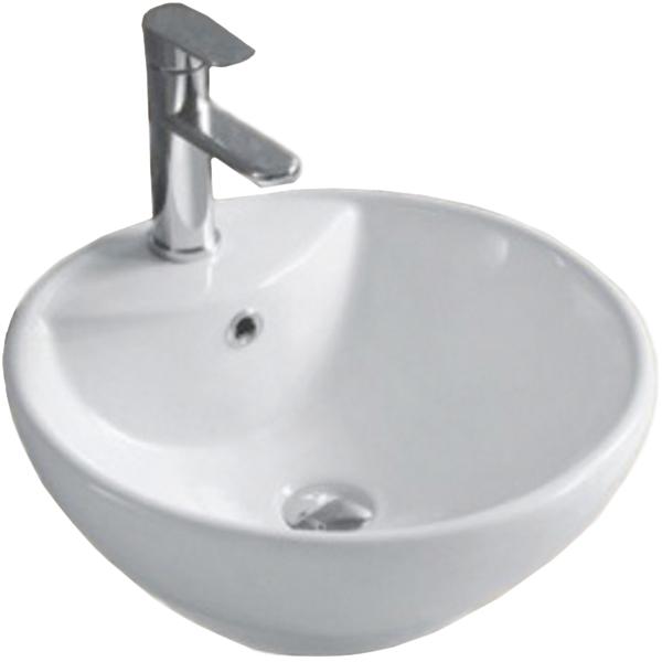 Раковина-чаша CeramaLux 45 9001 Белая