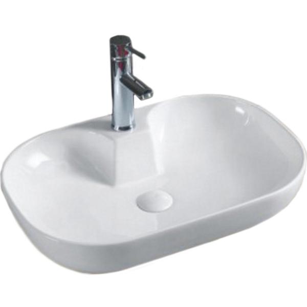 Раковина-чаша CeramaLux 61 9446 Белая фото