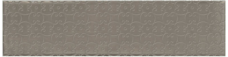 Керамический декор Decocer Florencia Grigio 7,5х30 см