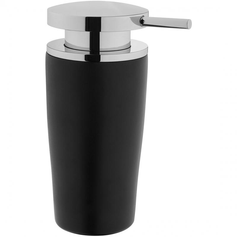 Дозатор для жидкого мыла Vitra Eternity A4487658 Матовый черный