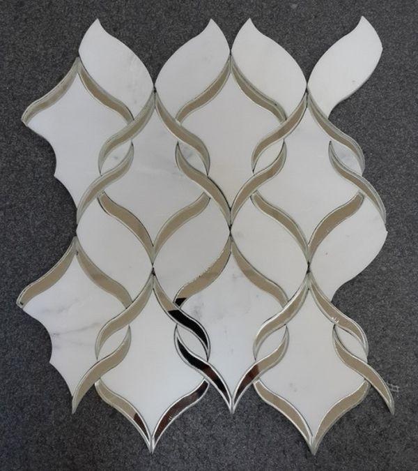 Мозаика Orro Mosaic Glasstone Muza стекло+камень 18,6х28,8 см подсвечник muza 11 3 5 5 см