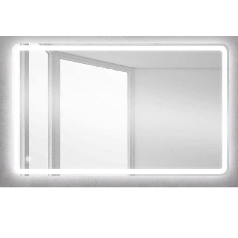 Зеркало BelBagno SPC-MAR 100 с кнопочным выключателем с подсветкой spc iii 100 nt