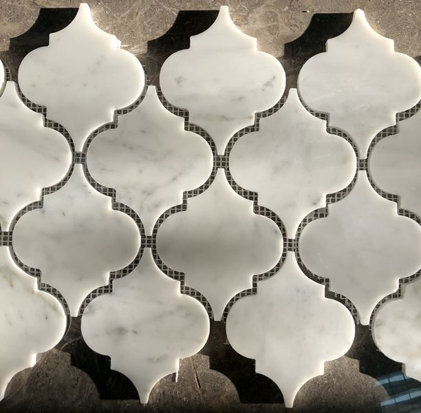 Каменная мозаика Orro Mosaic Stone Rovena Bianco 25х33,5 см каменная мозаика orro mosaic stone rovena green 25х33 5 см