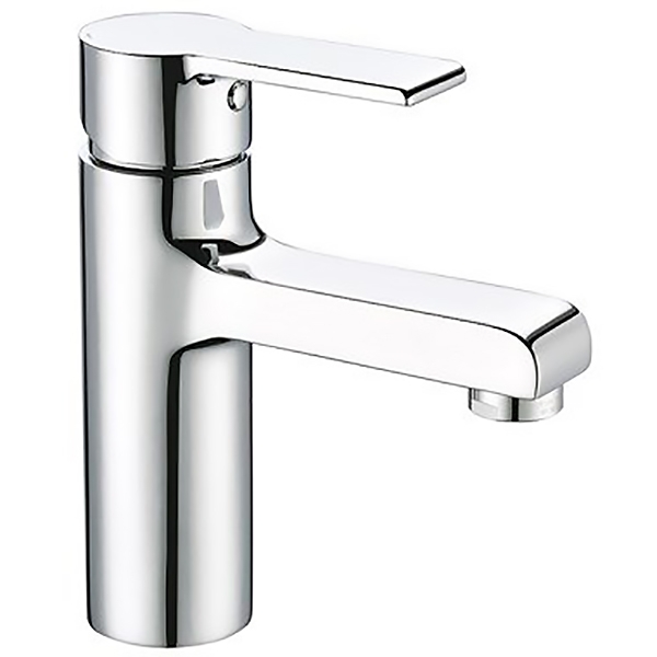Ammer 3703 ХромСмесители<br>Смеситель для раковины Wasser Kraft Ammer 3703. <br>Модель выполнена в современном стиле и дополнит интерьер большинства ванных комнат.<br>Корпус смесителя изготовлен из качественной латуни. Многослойное хромникелевое покрытие устойчиво к царапинам и потускнению, сохраняет первоначальный цвет и блеск на протяжении всего срока службы.<br>Керамический картридж Sedal 35 мм (Испания) выдерживает 500 000 рабочих циклов (открытий и закрытий). Это значит, что семья из четырех человек сможет пользоваться смесителем на протяжении 20 лет.<br>Силиконовый аэратор Neoperl Cascade (Германия) устойчив к известковому налету и снижает расход воды на 10%. Обеспечивает равномерную и мощную струю даже при плохом напоре.<br>Рабочее давление - 1-5 Bar, максимальное - 9 Bar.<br>Рабочая температура - opt. 65 градусов, max. 90 градусов.<br>В комплекте поставки:<br>Смеситель,<br>Гибкая подводка G 1/2,<br>Набор для монтажа.<br>