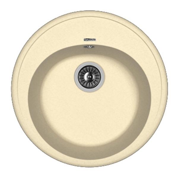Кухонная мойка Florentina Лотос-510 20.290.B0510 Антрацит кухонная мойка florentina лотос 510 антрацит 20 290 b0510 302