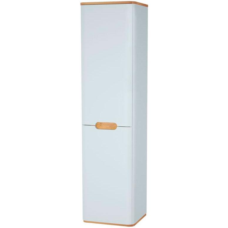 Шкаф пенал Vitra Sento 40 L 60854 подвесной Белый матовый шкаф пенал vitra d light 36 подвесной l белый матовый