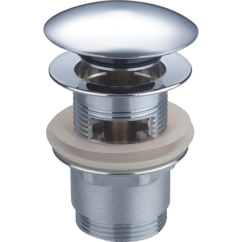 Фото - Донный клапан CeramaLux RD003 Хром донный клапан raiber rlbt 58 хром