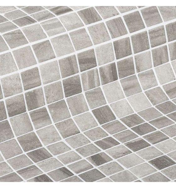 Стеклянная мозаика Ezarri Zen Sarsen 31,3х49,5 см фото