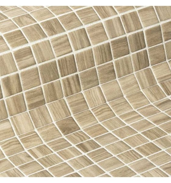 Стеклянная мозаика Ezarri Zen Oak 31,3х49,5 см