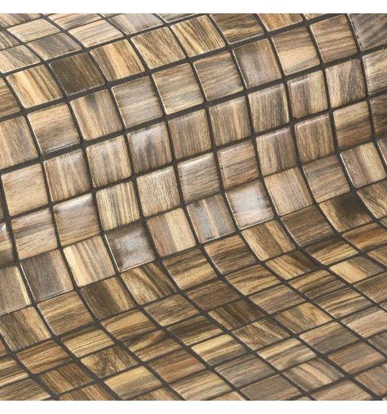 Стеклянная мозаика Ezarri Zen Palisandro 31,3х49,5 см стеклянная мозаика ezarri zen tigrato 31 3х49 5 см