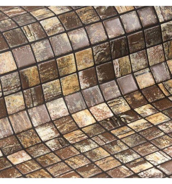 Стеклянная мозаика Ezarri Zen Rustic 31,3х49,5 см