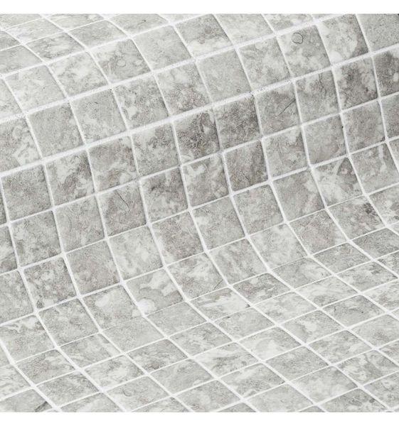 купить Стеклянная мозаика Ezarri Zen Ash 31,3х49,5 см дешево