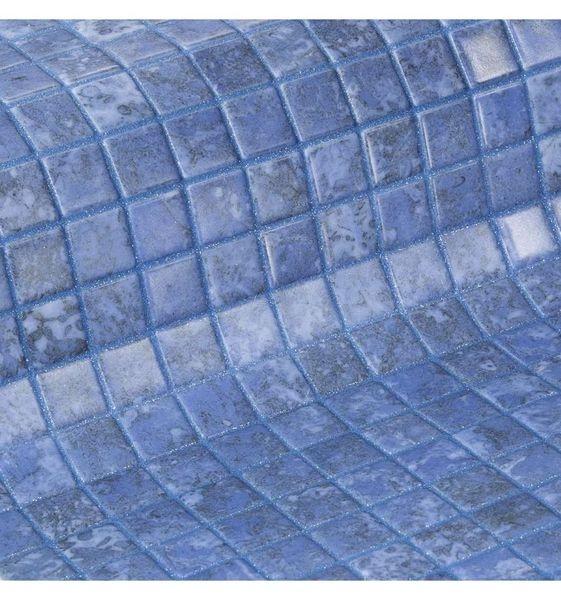 купить Стеклянная мозаика Ezarri Zen Bluestone 31,3х49,5 см дешево