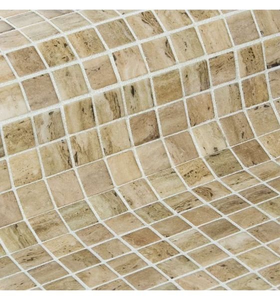 Стеклянная мозаика Ezarri Zen Travertino 31,3х49,5 см стеклянная мозаика ezarri zen tigrato 31 3х49 5 см