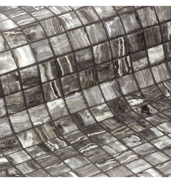 Стеклянная мозаика Ezarri Zen Tigrato 31,3х49,5 см