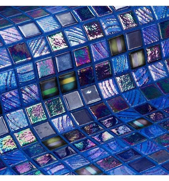 Стеклянная мозаика Ezarri Topping Grapes 31,3х49,5 см