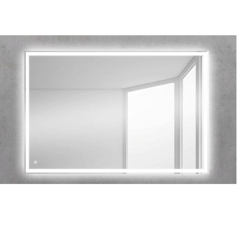 Зеркало BelBagno SPC-GRT 120 с сенсорным выключателем с подсветкой зеркало belbagno spc grt 120 с кнопочным выключателем с подсветкой