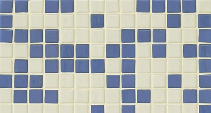 Стеклянная мозаика Ezarri Niebla 2578 – В 31,3х49,5 см