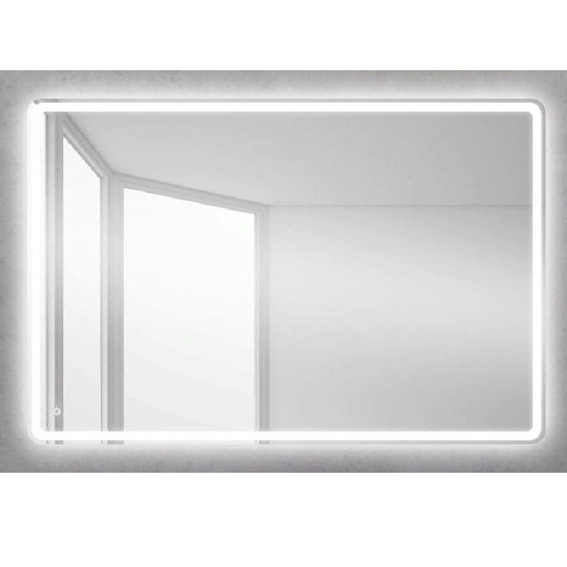Зеркало BelBagno SPC-MAR 120 с кнопочным выключателем с подсветкой зеркало belbagno spc grt 120 с кнопочным выключателем с подсветкой