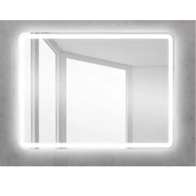 Зеркало BelBagno SPC-MAR 90 с кнопочным выключателем с подсветкой зеркало smile арабеско 70 с подсветкой с кнопочным выключателем с розеткой