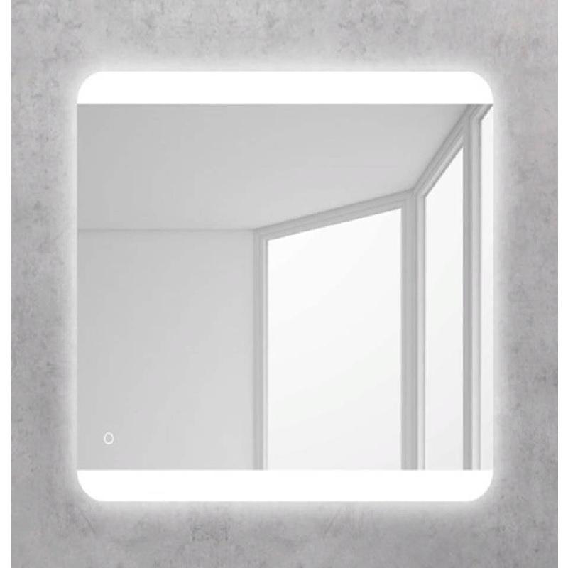 Зеркало BelBagno SPC-CEZ 70 с кнопочным выключателем с подсветкой зеркало sanvit кубэ 70 с подсветкой с сенсорным выключателем