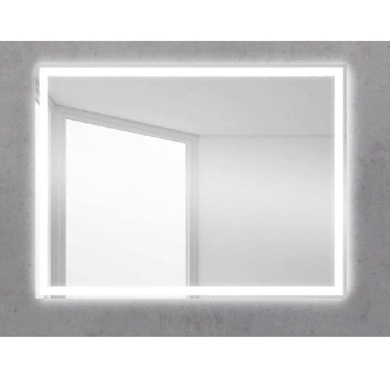 Зеркало BelBagno SPC-GRT 60 с сенсорным выключателем с подсветкой зеркало belbagno spc grt 120 с кнопочным выключателем с подсветкой