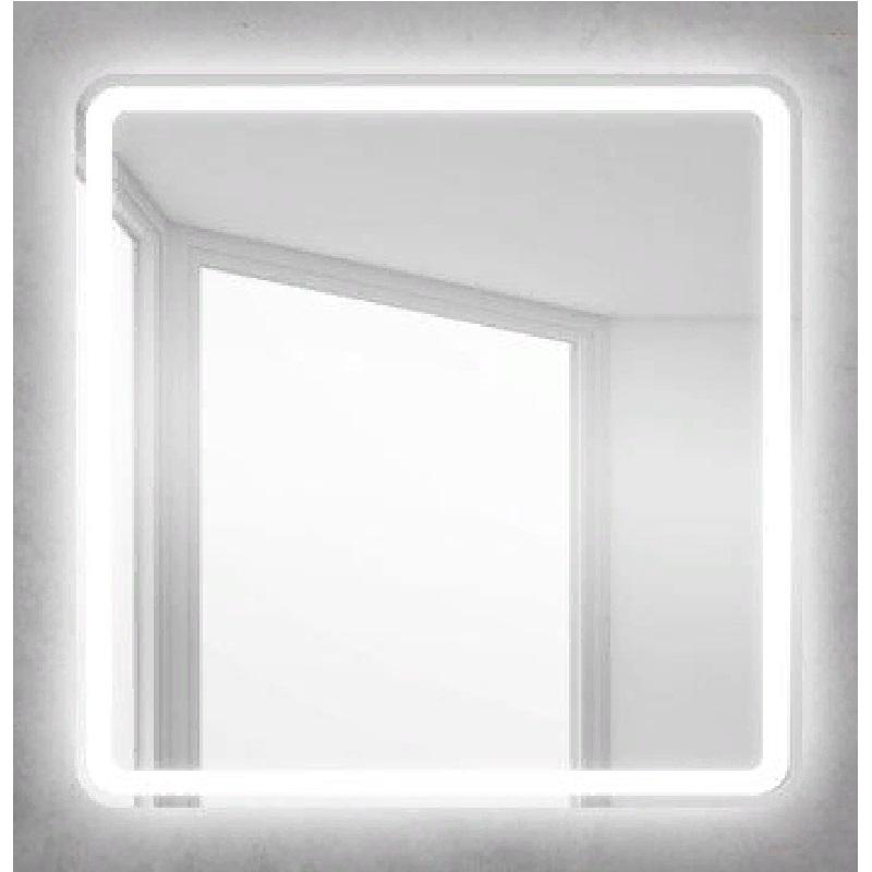 Зеркало BelBagno SPC-MAR 60 с сенсорным выключателем с подсветкой зеркало sanvit кубэ 70 с подсветкой с сенсорным выключателем