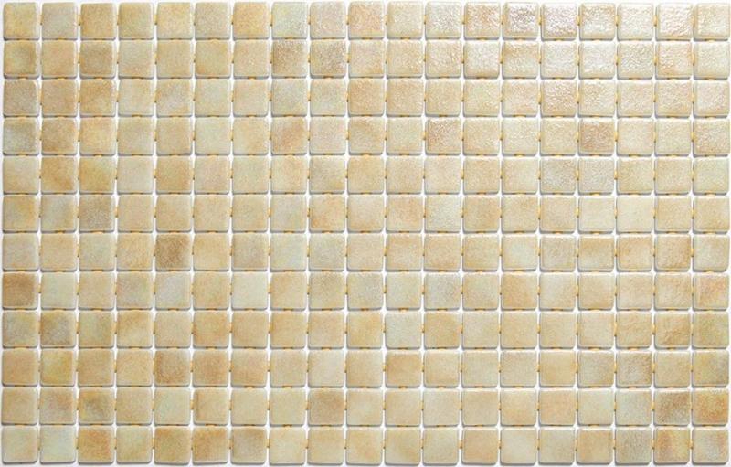 Стеклянная мозаика Ezarri Iris Arena Anti 31,3х49,5 см