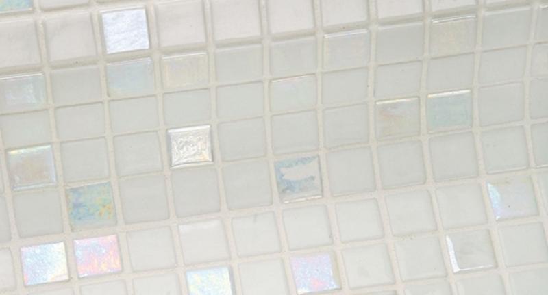 Стеклянная мозаика Ezarri Iris Mix Diamond 31,3х49,5 см