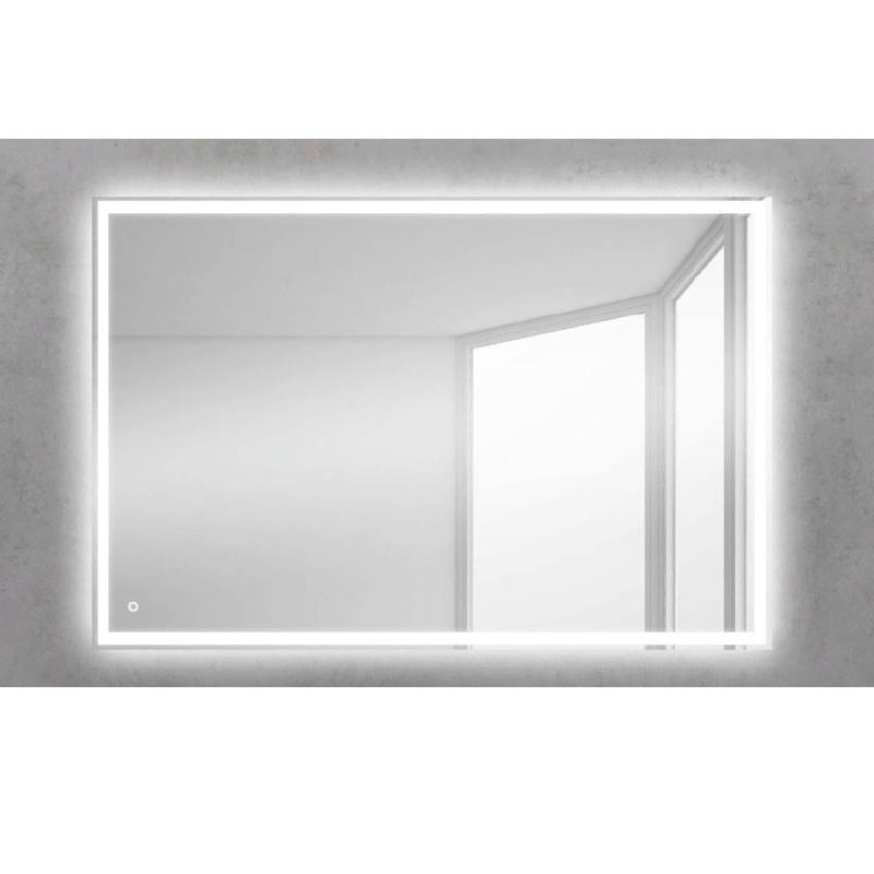 Зеркало BelBagno SPC-GRT 50 с кнопочным выключателем с подсветкой зеркало belbagno spc grt 120 с кнопочным выключателем с подсветкой