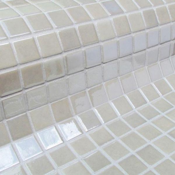 Стеклянная мозаика Ezarri Metal Nickel 31,3х49,5 см
