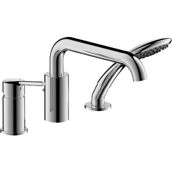 Смеситель для ванны Bravat Angel F5172217CP-1-RUS Хром смеситель для ванны bravat iguassu f5173218cp 1 rus хром