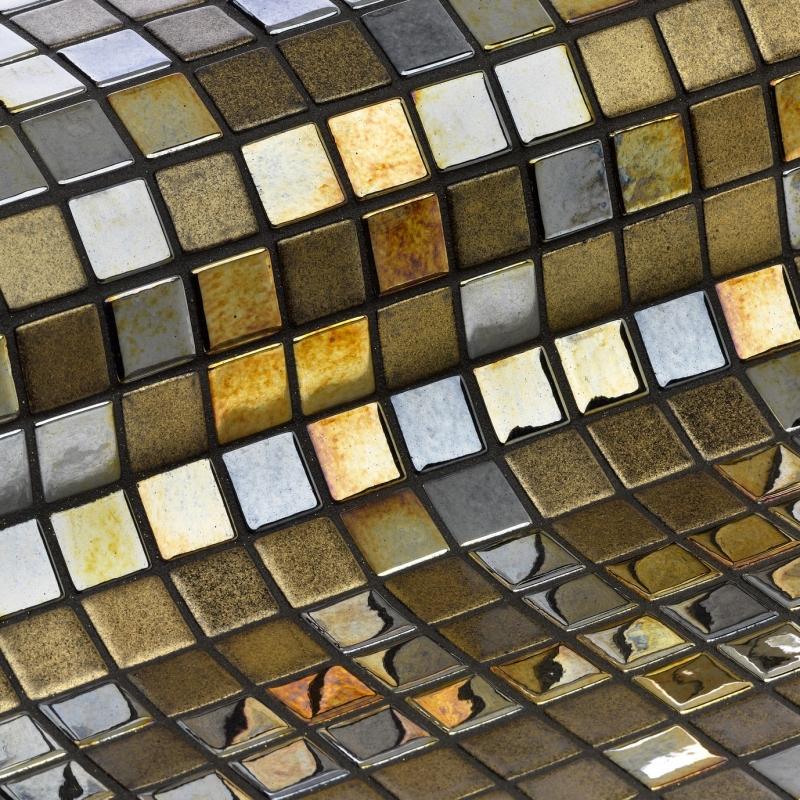 Стеклянная мозаика Ezarri Cocktail Alexander 31,3х49,5 см стеклянная мозаика ezarri cocktail alexander 31 3х49 5 см
