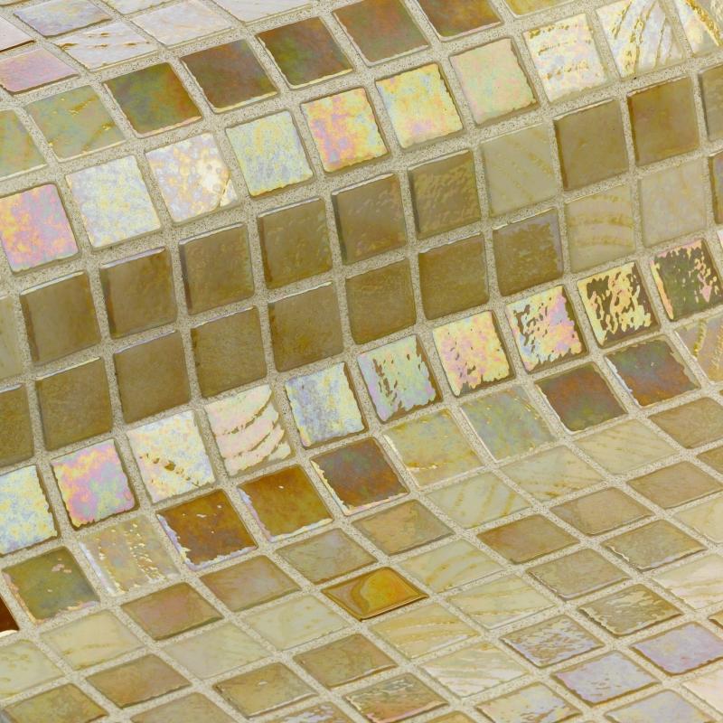 Стеклянная мозаика Ezarri Cocktail Bellini 31,3х49,5 см