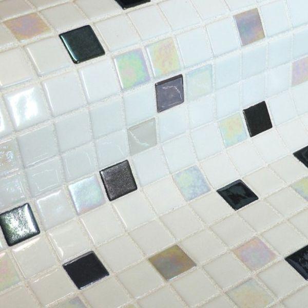 Стеклянная мозаика Ezarri Fosfo Mix Draco 31,3х49,5 см